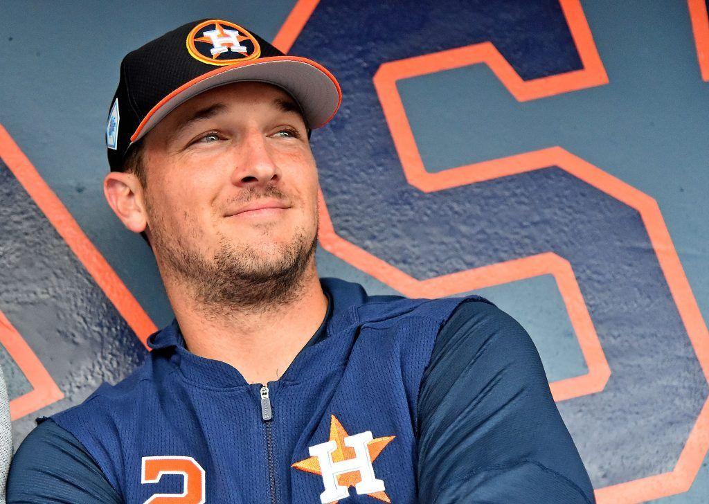 Astros Alex Bregman Agree To Extension MLB Trade Rumors
