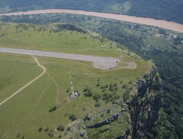 Airstrip at Port St  Johns  | Transkei