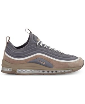 cheap for discount e2bce a8dcc NIKE MEN S AIR MAX 97 ULTRA 2017 SE RUNNING SNEAKERS FROM FINISH LINE.  nike   shoes