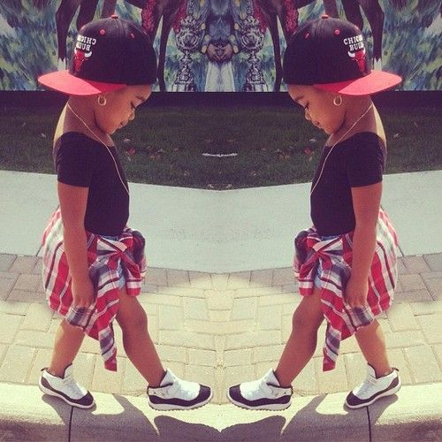 Girls with Swag and Jordan\u0027s