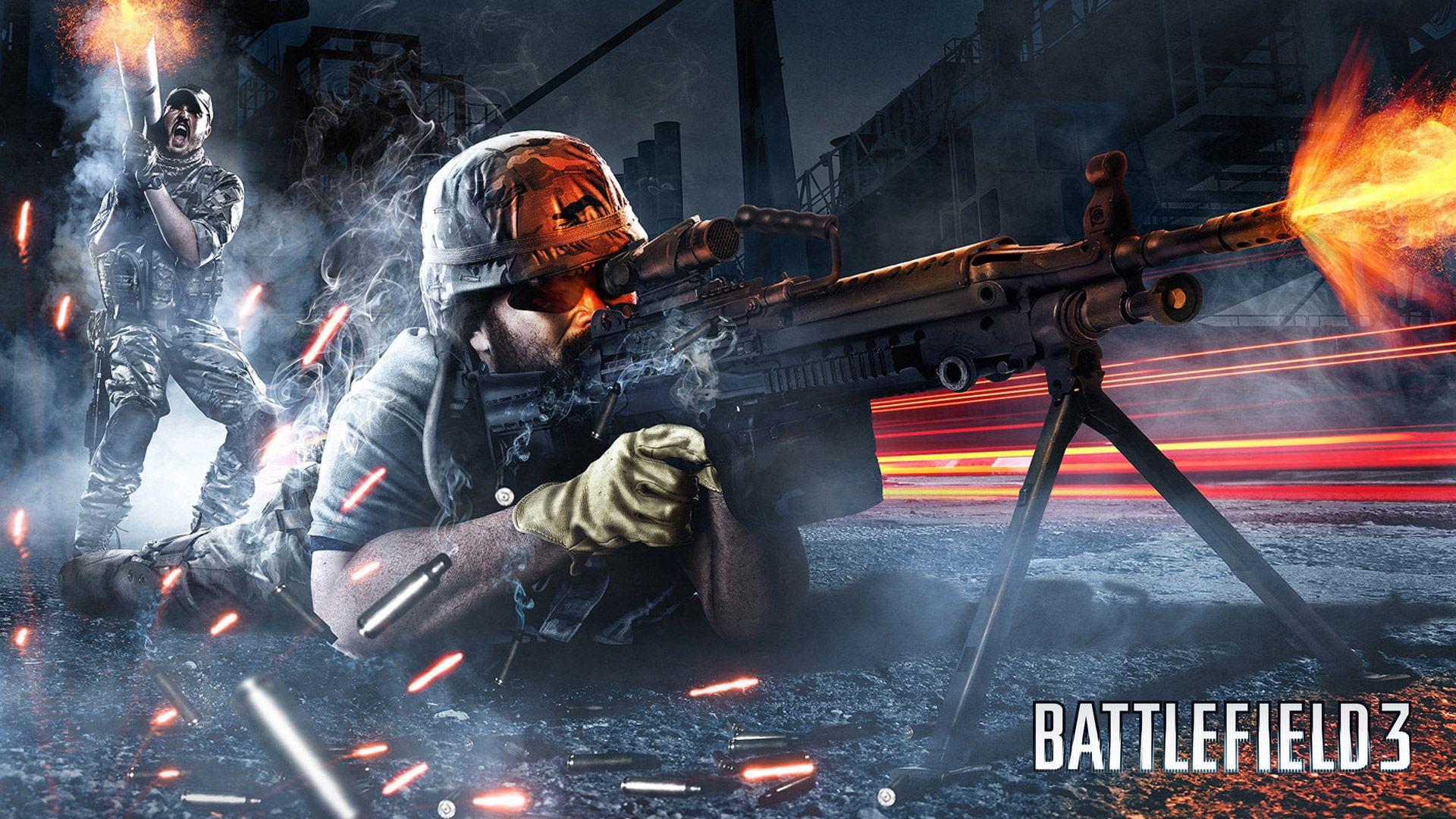 Battlefield 3 Wallpaper 1920x1080