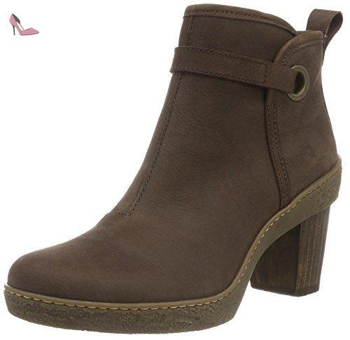 NF71 Pleasant Lichen, Bottes Femme, Marron (Brown N12), 42 EUEl Naturalista