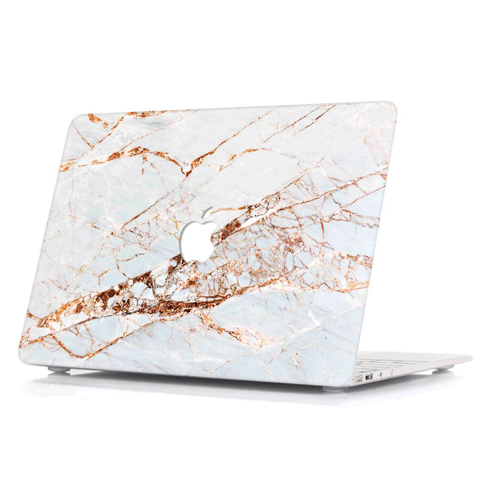 Macbook Case Gold Streak Marble Marble Macbook Case Rose Gold Macbook Case Macbook Case