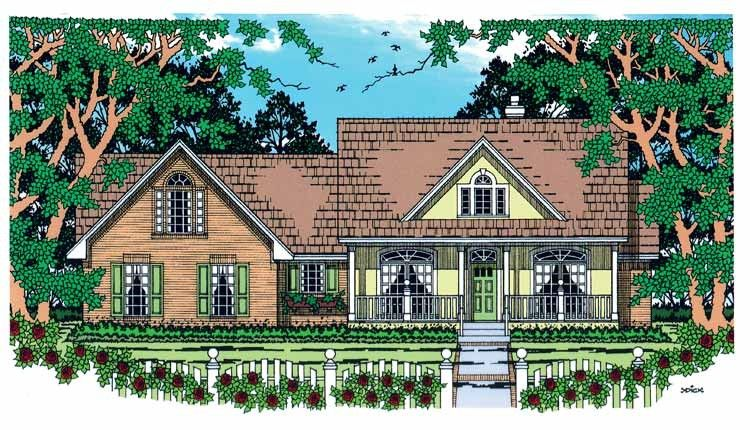Eplans Country House Plan Great Country Living 1953 Square Feet And 4 Bedrooms S From Epl Country Style House Plans Family House Plans Monster House Plans