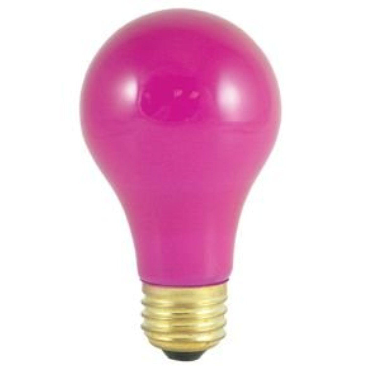 Bulbrite 40 Watt Pink Ceramic Bulb 4 Pack Awesome Products Selected By Anna Churchill Light Bulb Bulbrite Colored Light Bulbs