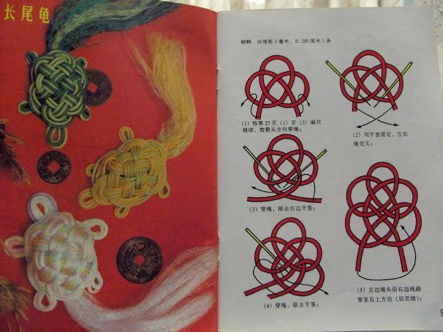 Nós chineses e macramê - Mary N - Álbumes web de Picasa