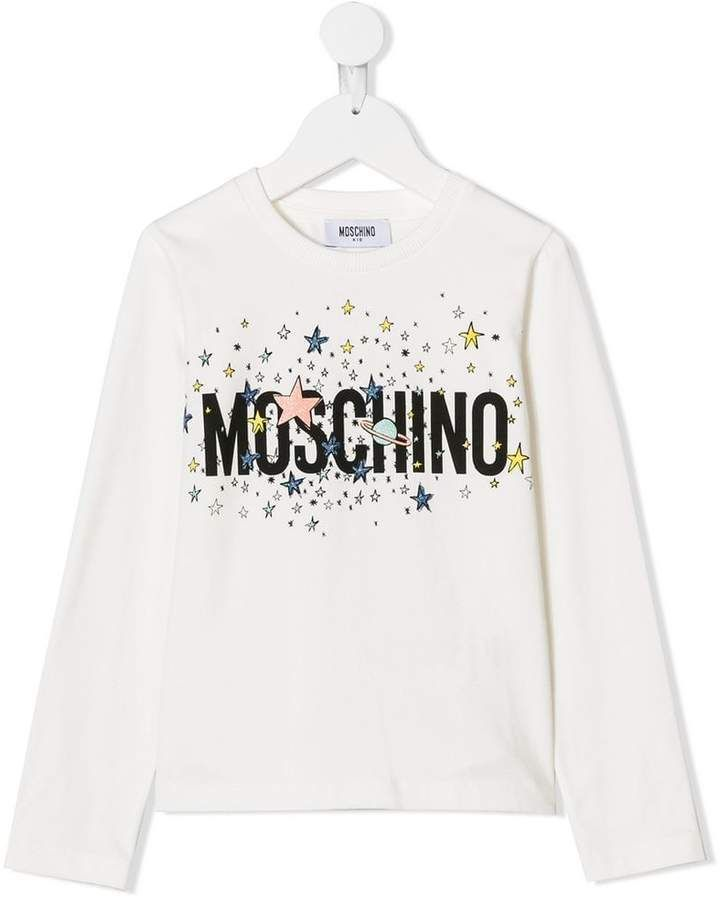 0da4705ec Kids TEEN star print T-shirt #Crafted#collection#quirky   Children ...