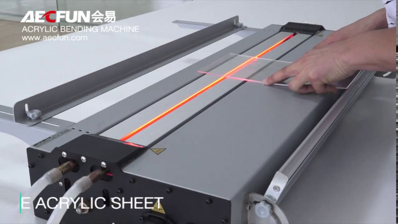 Acrylic Bending Machine Bend Pc Pet Pp Abs Pe Board Youtube Herramientas Atril Utensilios