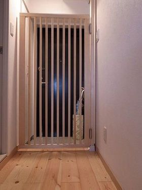 Diy女子 賃貸でもできる 超簡単 憧れの壁収納シェルフ 猫 インテリア リノベーション 猫 ドア