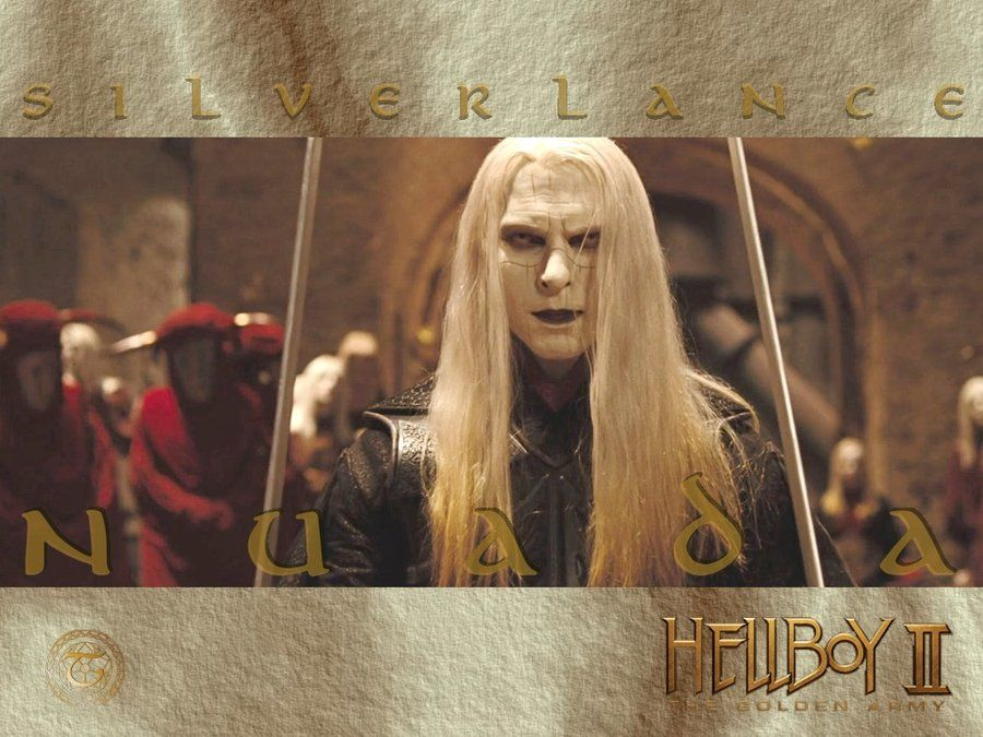 Nuada Wallpaper 03 By Lamoureuse02 Hellboy Prince Wallpaper