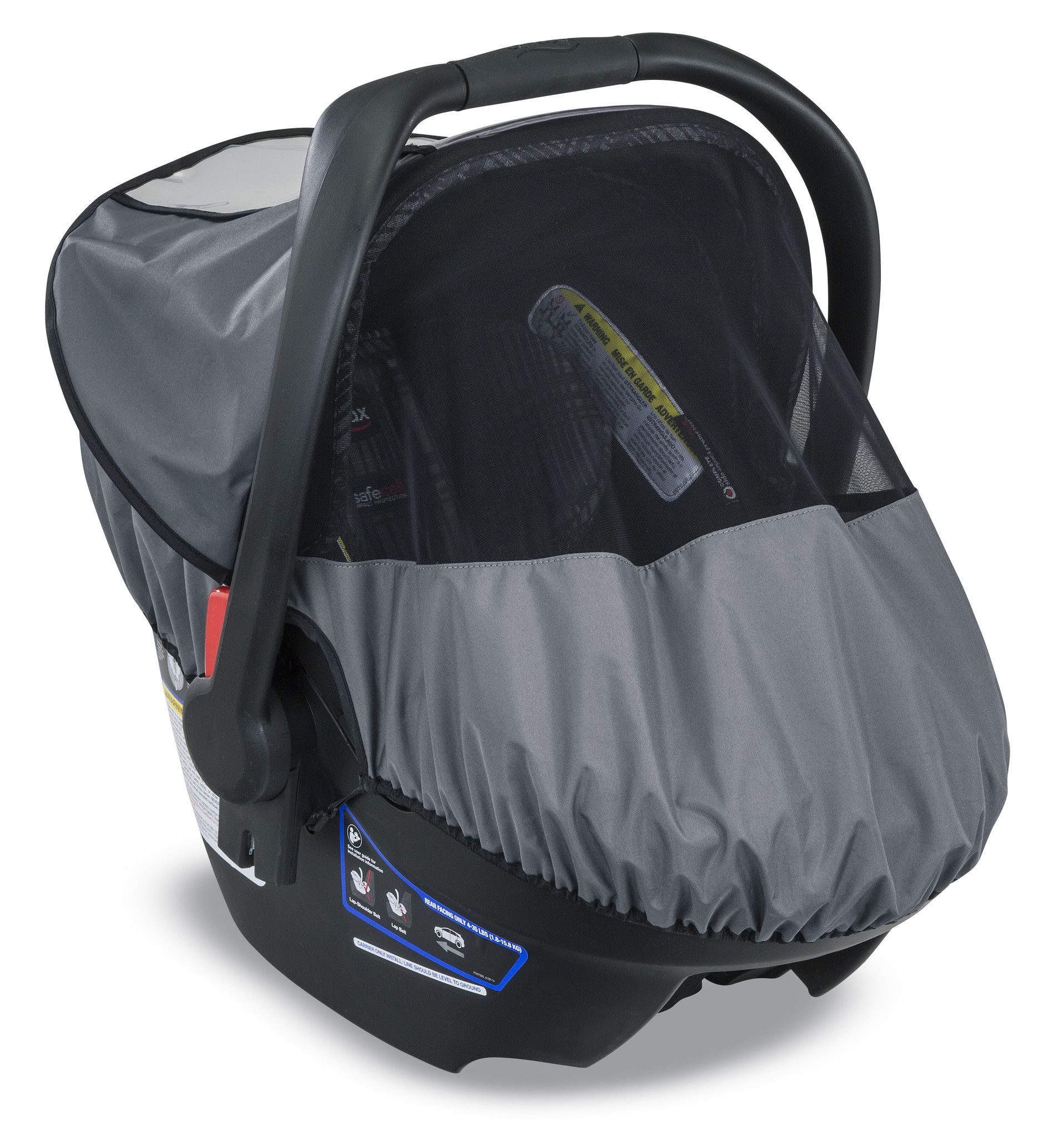 Britax BCovered AllWeather Infant Car Seat Cover My