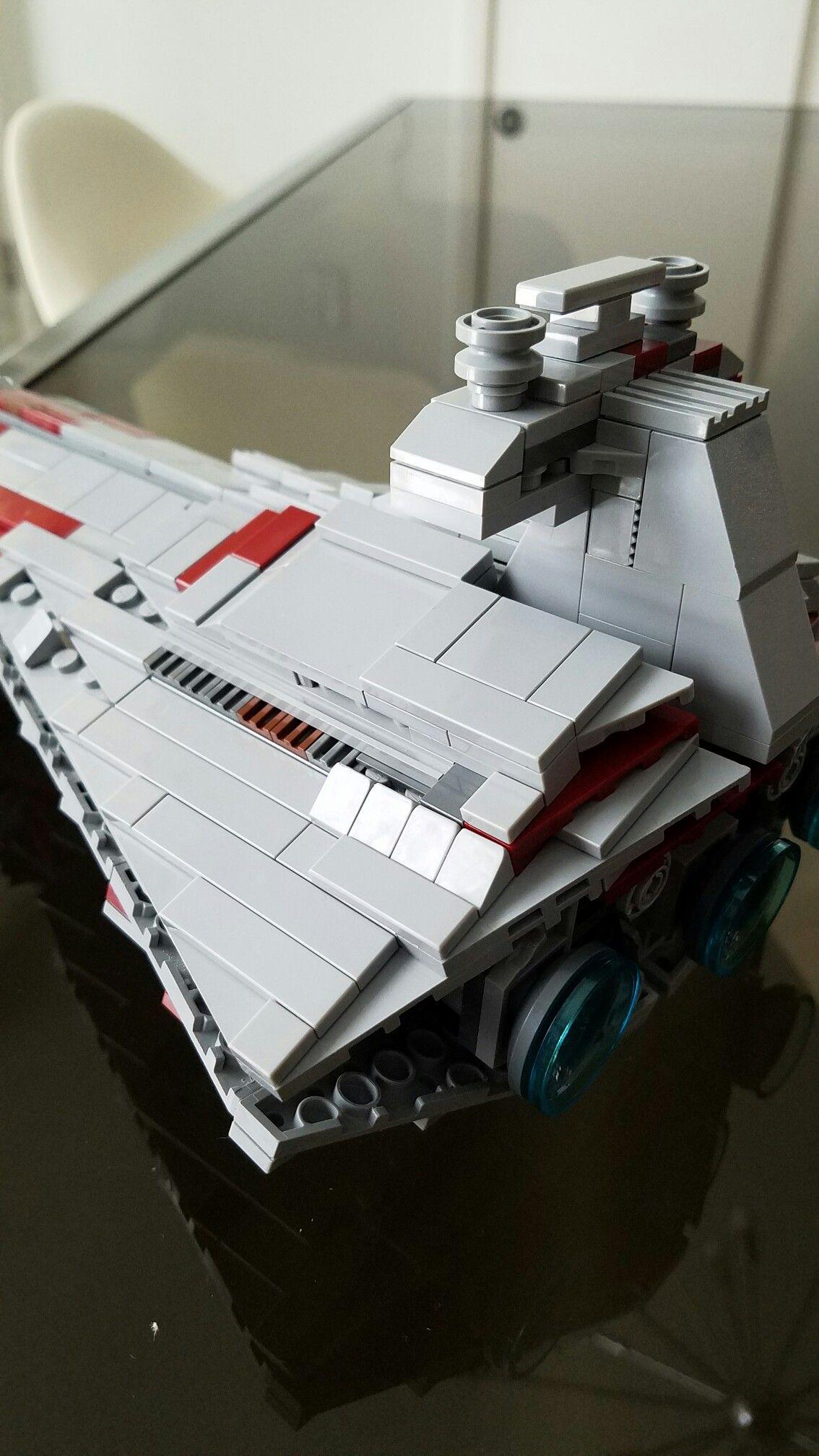 Moc star destroyer lego #starwars #lego #legomoc #imperialstardestroyer #stardestroyer