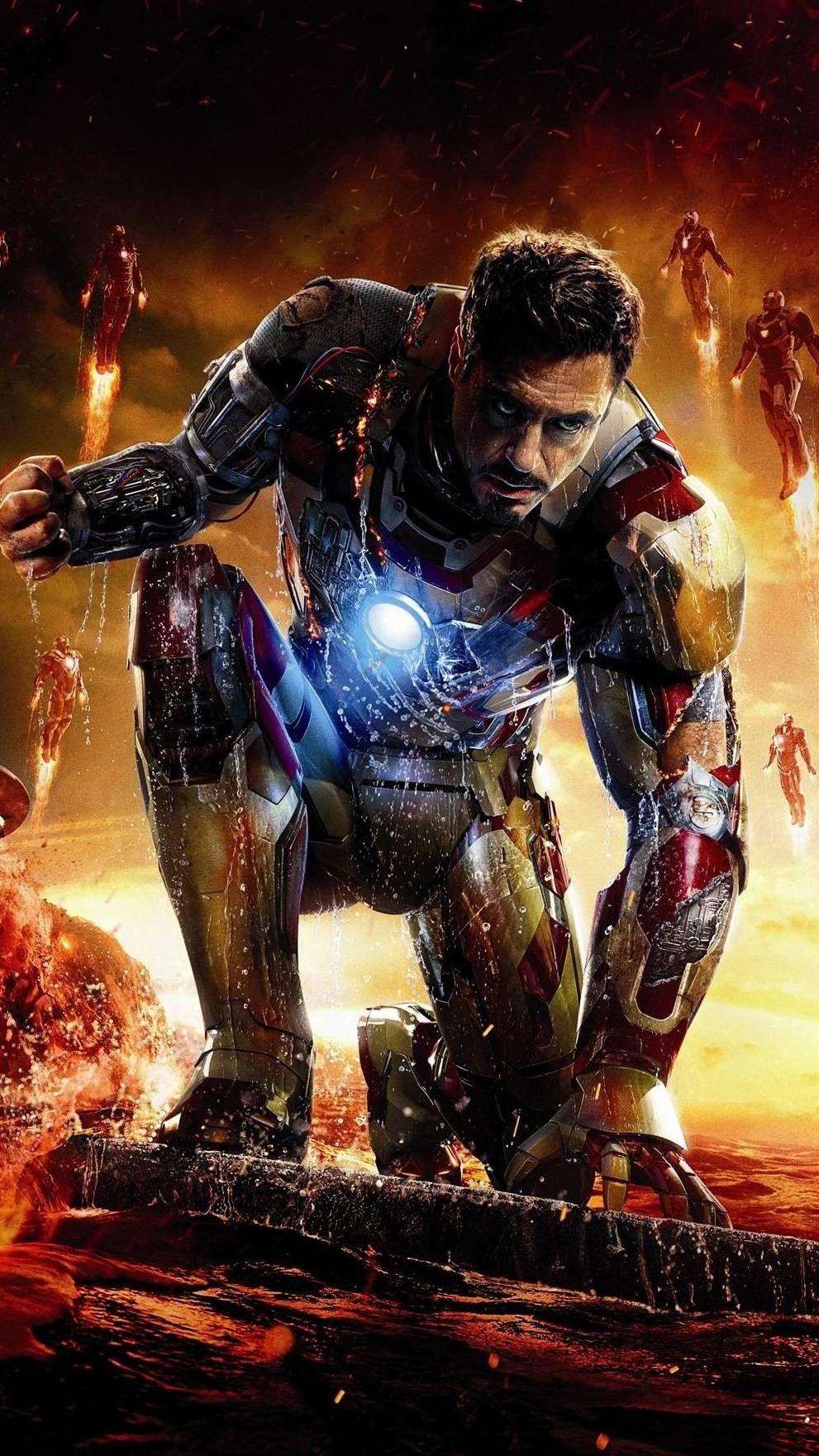 Download marval Iron man 3 in hindi & english in HD