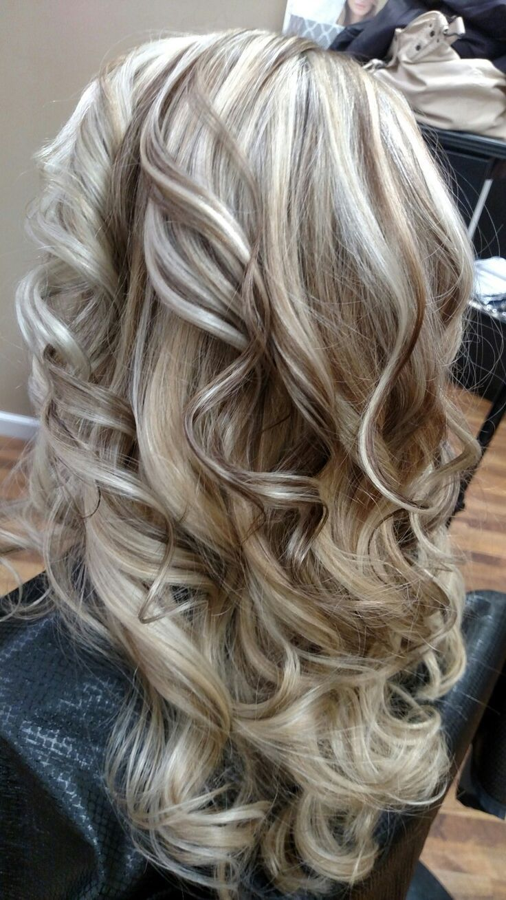 Highlights and lowlights hair color designs pinterest hair
