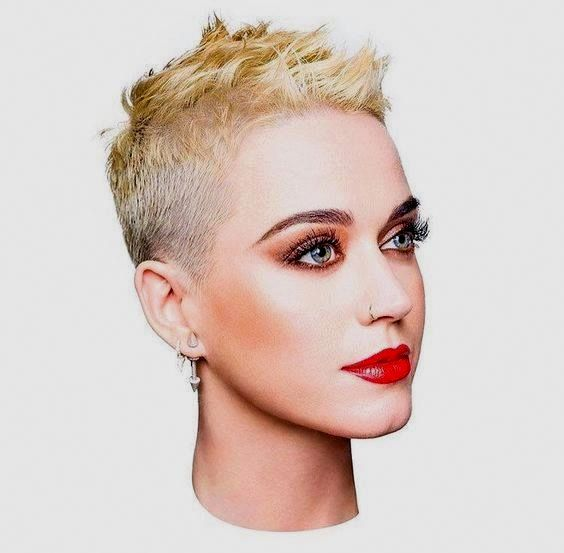 Katy Perry Fierce Haare Haare Haare Short Hair Styles Hair