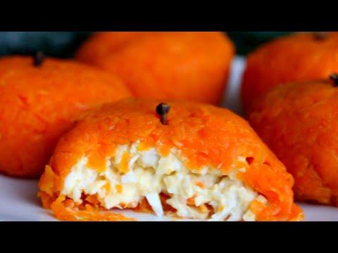 Вкусные салаты на новый год без майонеза – пошаговый рецепт с фотографиями | 360x480