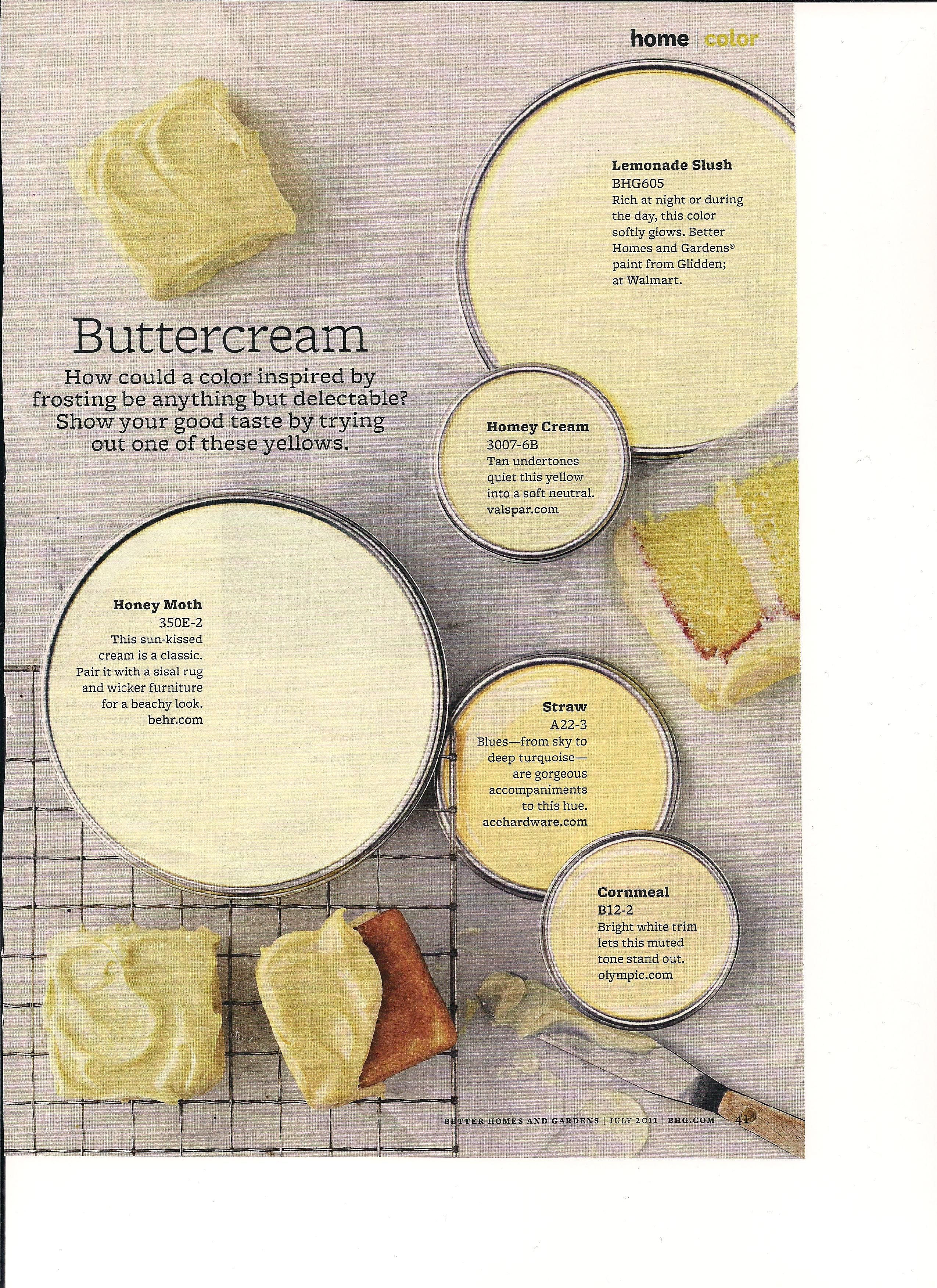 yellows. | color palettes. | Pinterest | Decorating, House and Paint ...