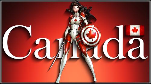 Canada Captain Canada Jamie Tyndall Liberal American