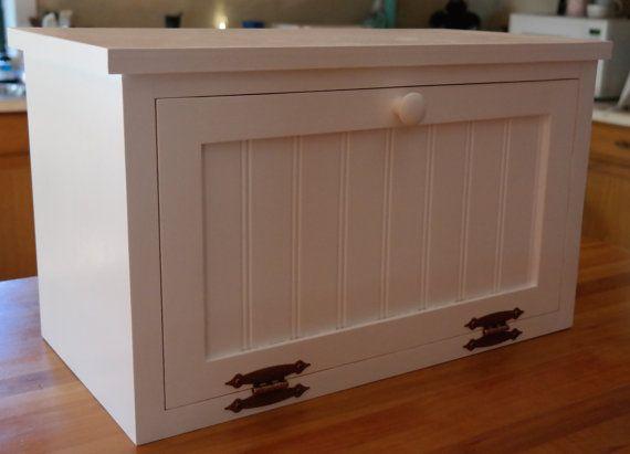 Bread Box Counter Top Cabinet Dimensions 21w X 11 Deep X 13