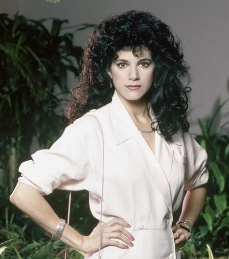 Who played gina on miami vice