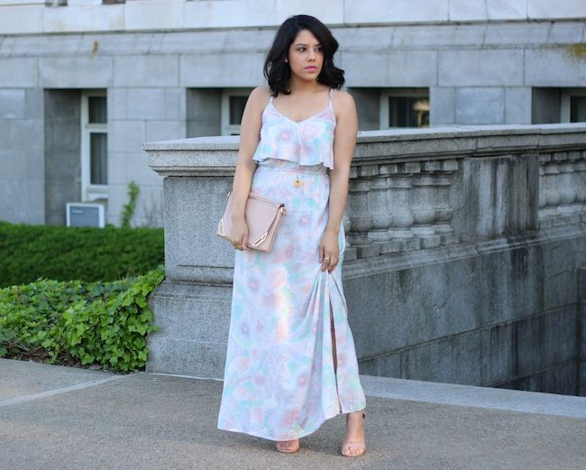 A Love Affair With Fashion : Pastels