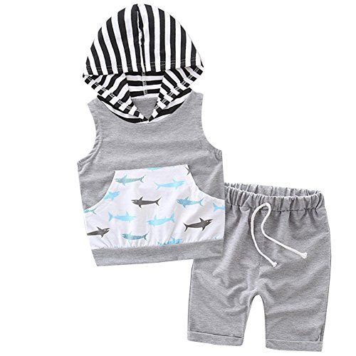 Baby Boy Clothes Summer Boys Summer Outfits Baby Boy Clothing Sets
