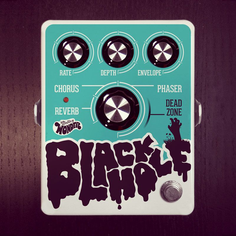 Black Hole (PolyChorus) | Effectivy Wonder Pedals
