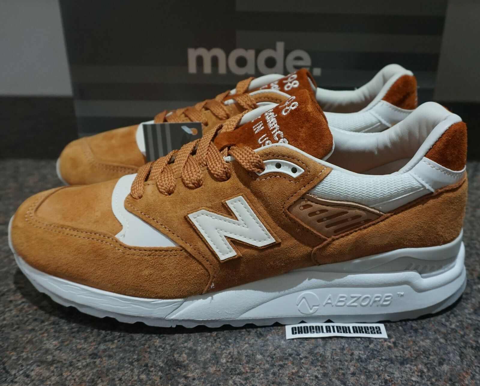 innovative design 08de0 50f94 Details about New Balance M998TCA UK 9 990 991 998 Made In ...