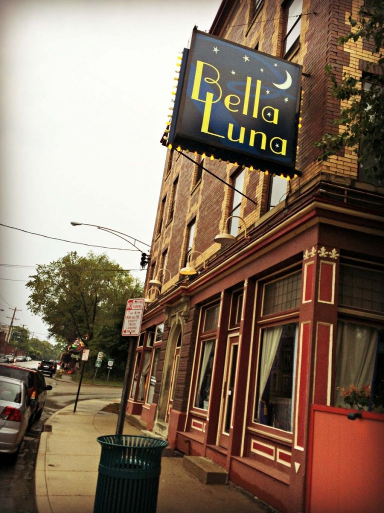 Bella Luna Italian Date Night Cincinnati Food Restaurants Ohio