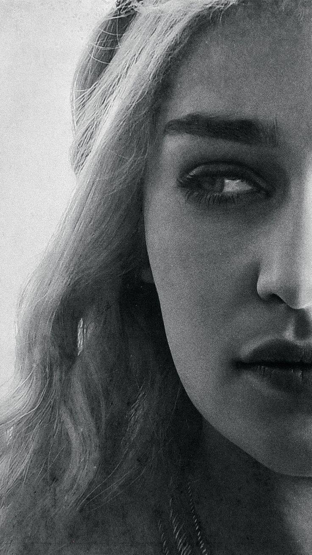 Fernsehserie Game Of Thrones Daenerys Targaryen Emilia Clarke. #emiliaclarke