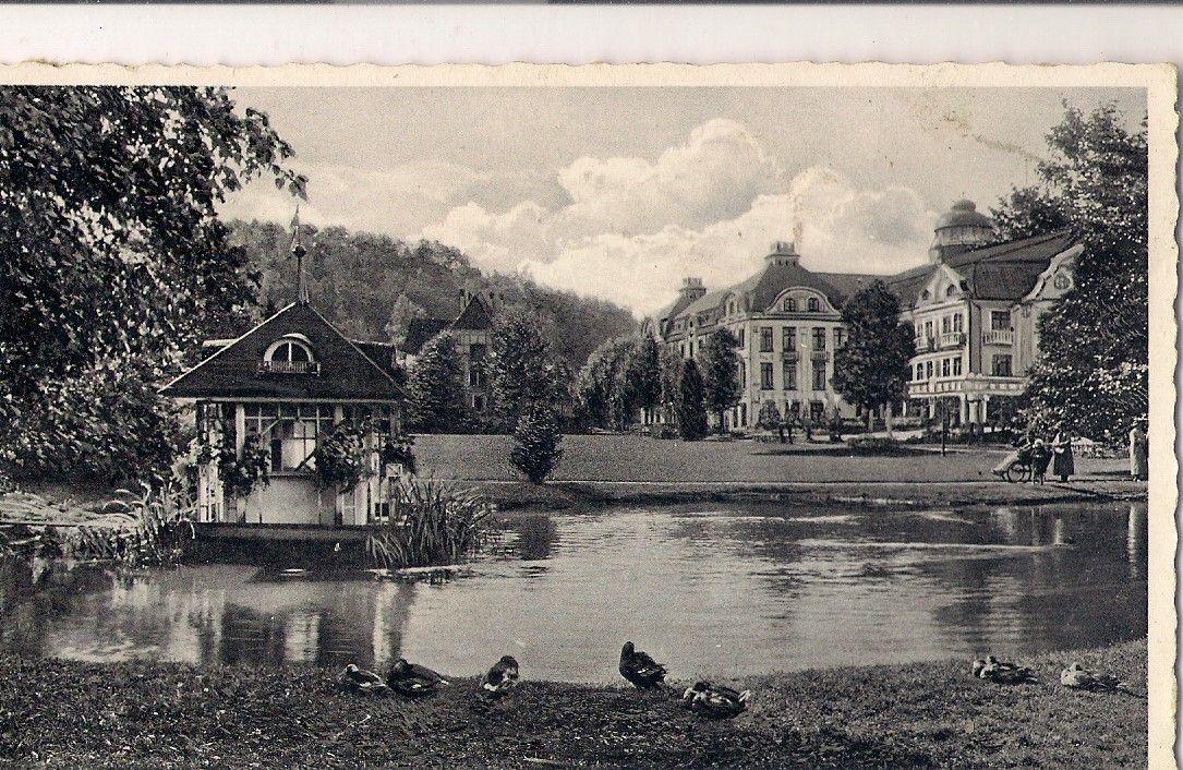 Entenweiher 1926