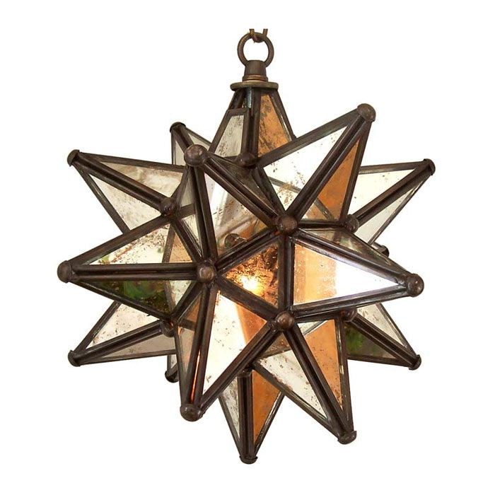 Moravian Glass Star Lights As Pendant Ceiling Fixture Or Decorative Glass Star  Lamp You Can Use As Table Lamp. Large Selection Of Mexican Glass Star Lights .