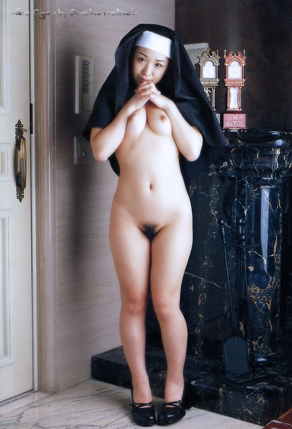 Hot nun nude — pic 4