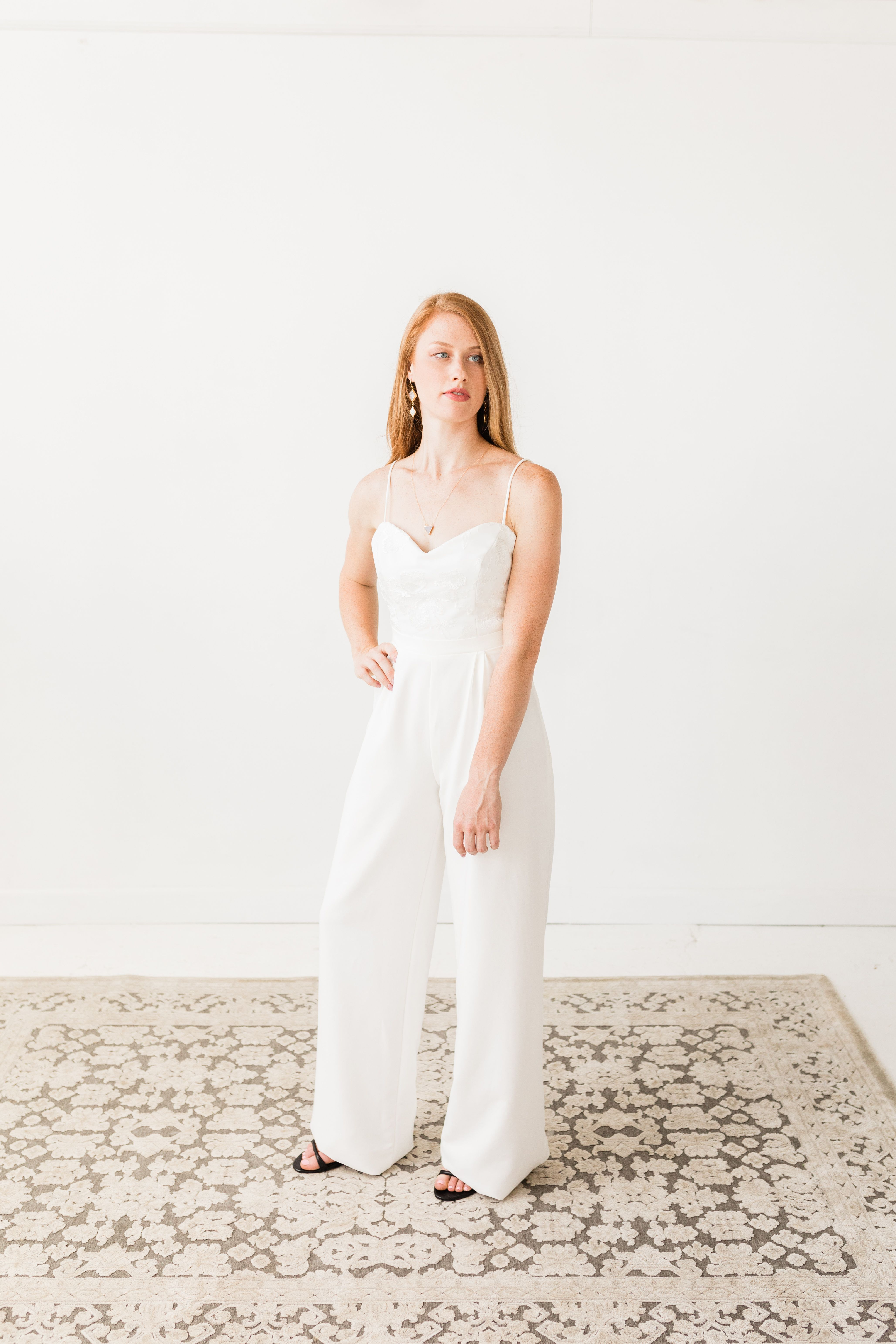 Hyacinth Bridal S 2019 Collection Look Book Creative Director Stylist And Planner Perry Rose Media Photograph Crepe Wedding Dress Romantic Dress Dresses