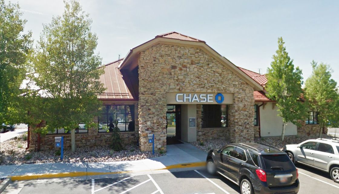 Chase Bank, Kimball Junction Branch is one of the