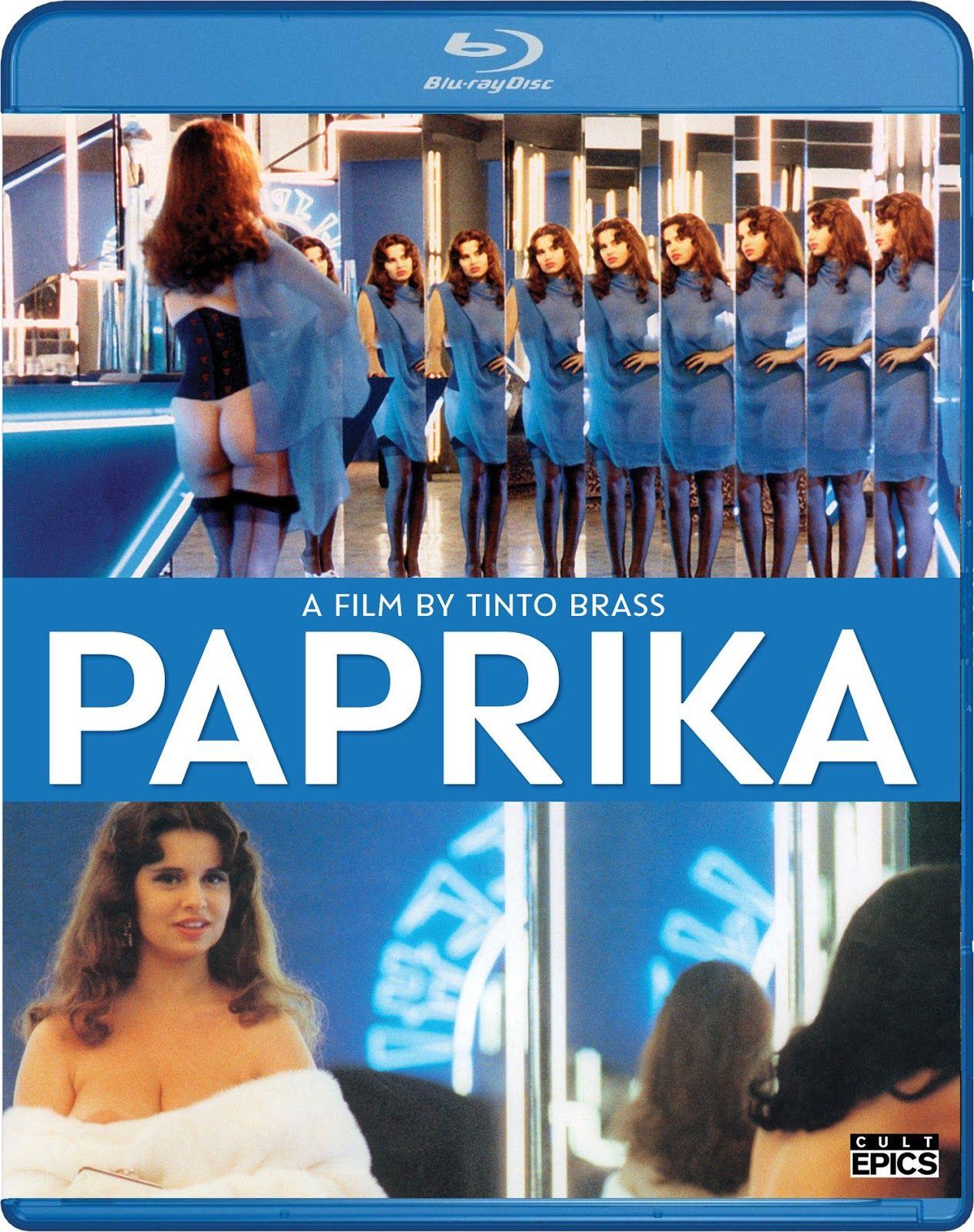 Paprika cult epics blu ray