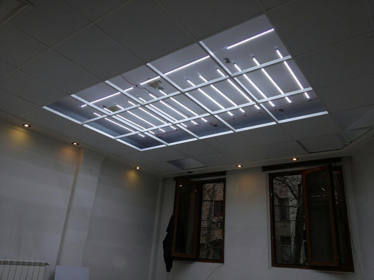 نحوه صحیح نور پردازی آسمان مجازی فروش آسمان مجازی Neon