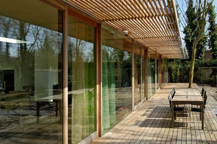 Veranda bauen  Veranda bauen | Häuser | Pinterest | Verandas