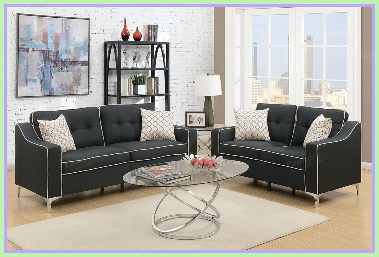 Black Fabric Sofa And Loveseat Black Fabric Sofa And Loveseat Please Click Link To Find More Reference Enjoy