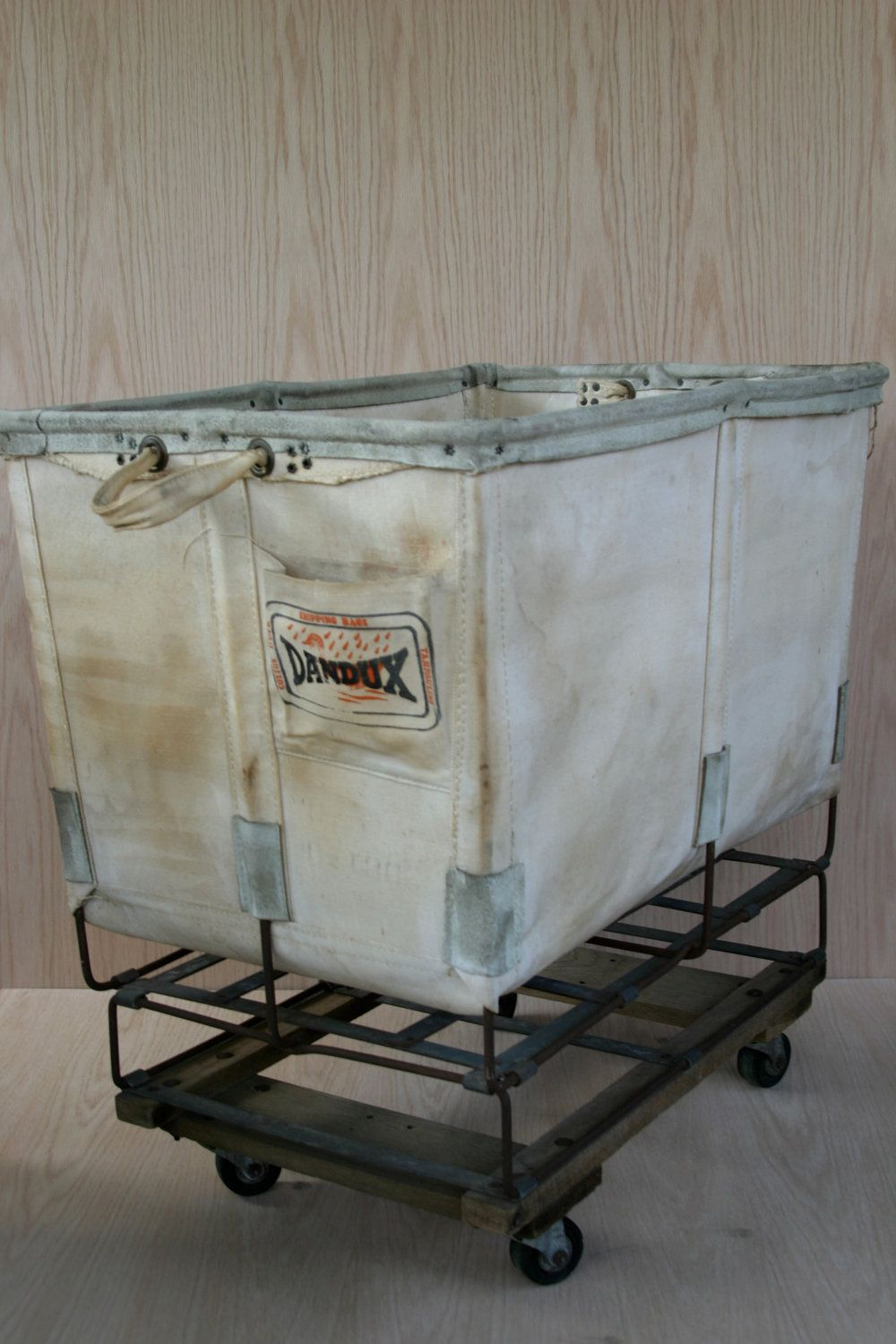 Items Similar To Vintage Dandux Laundry Cart On Etsy Laundry Cart Laundry Vintage