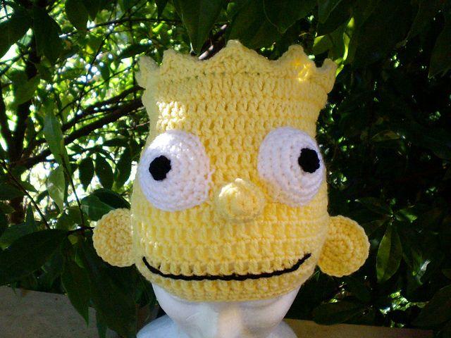 Bart hat | free crochet to enjoy | Pinterest