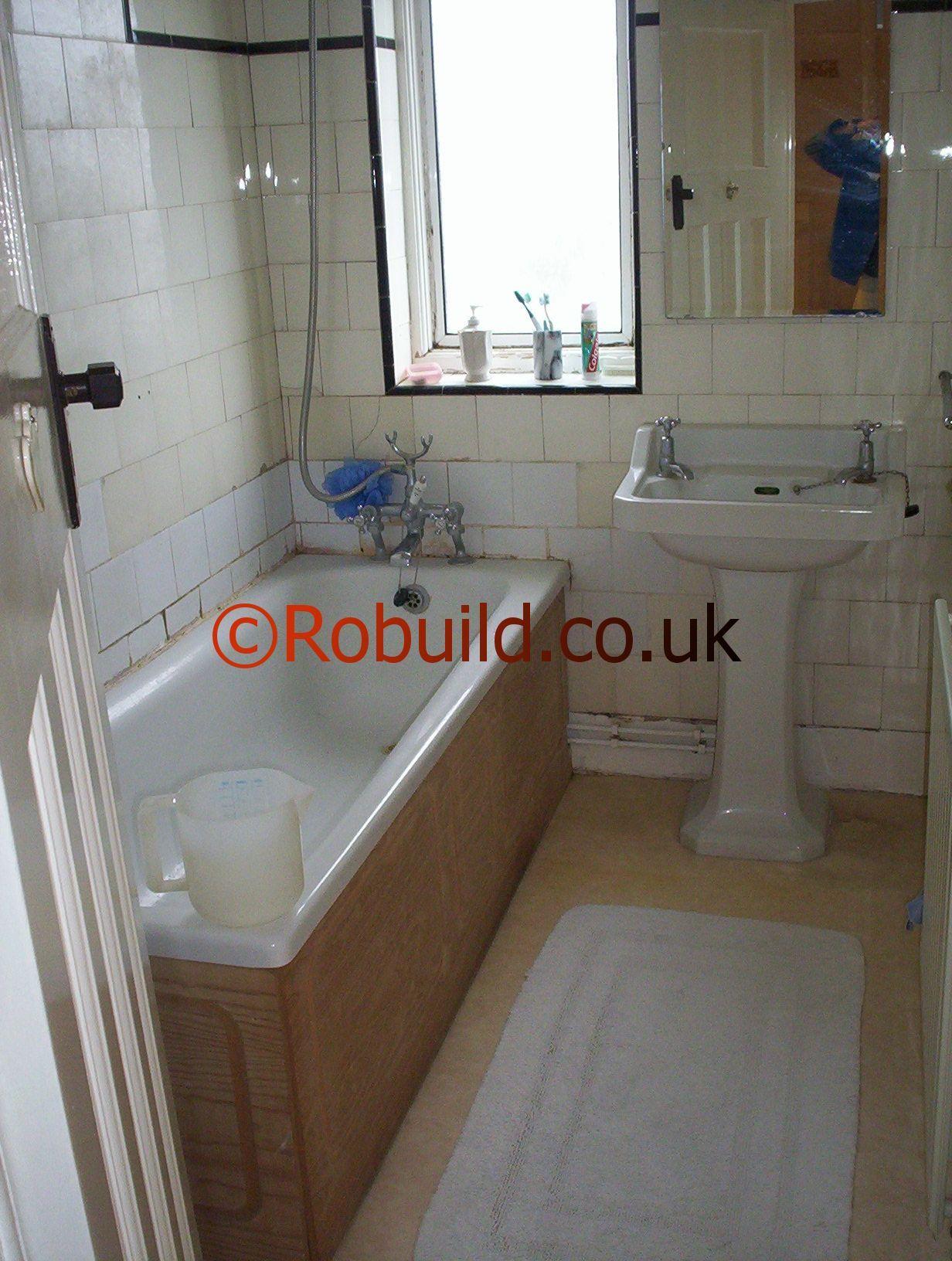 bathroom ideas for small bathrooms uk