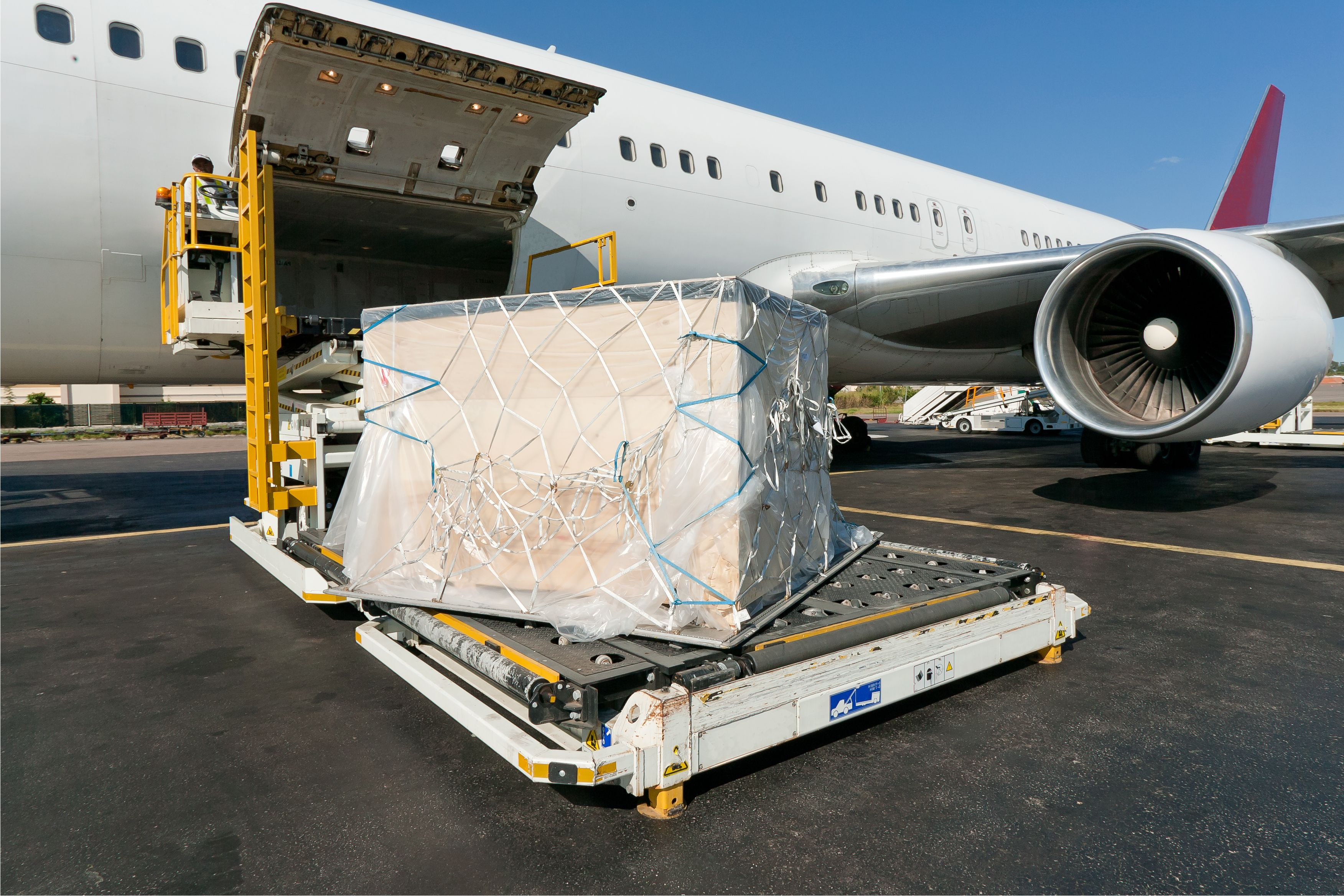 Pin by Parcels To India on Air Cargo Cargo services