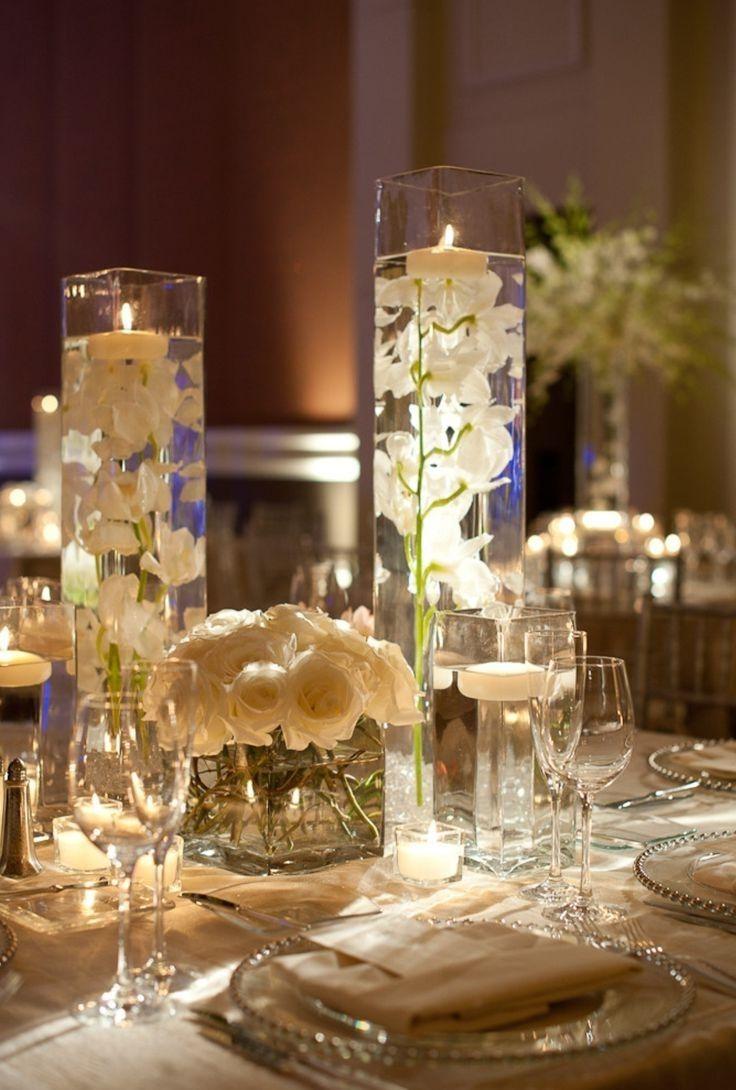 Glass Vase Centerpiece Ideas
