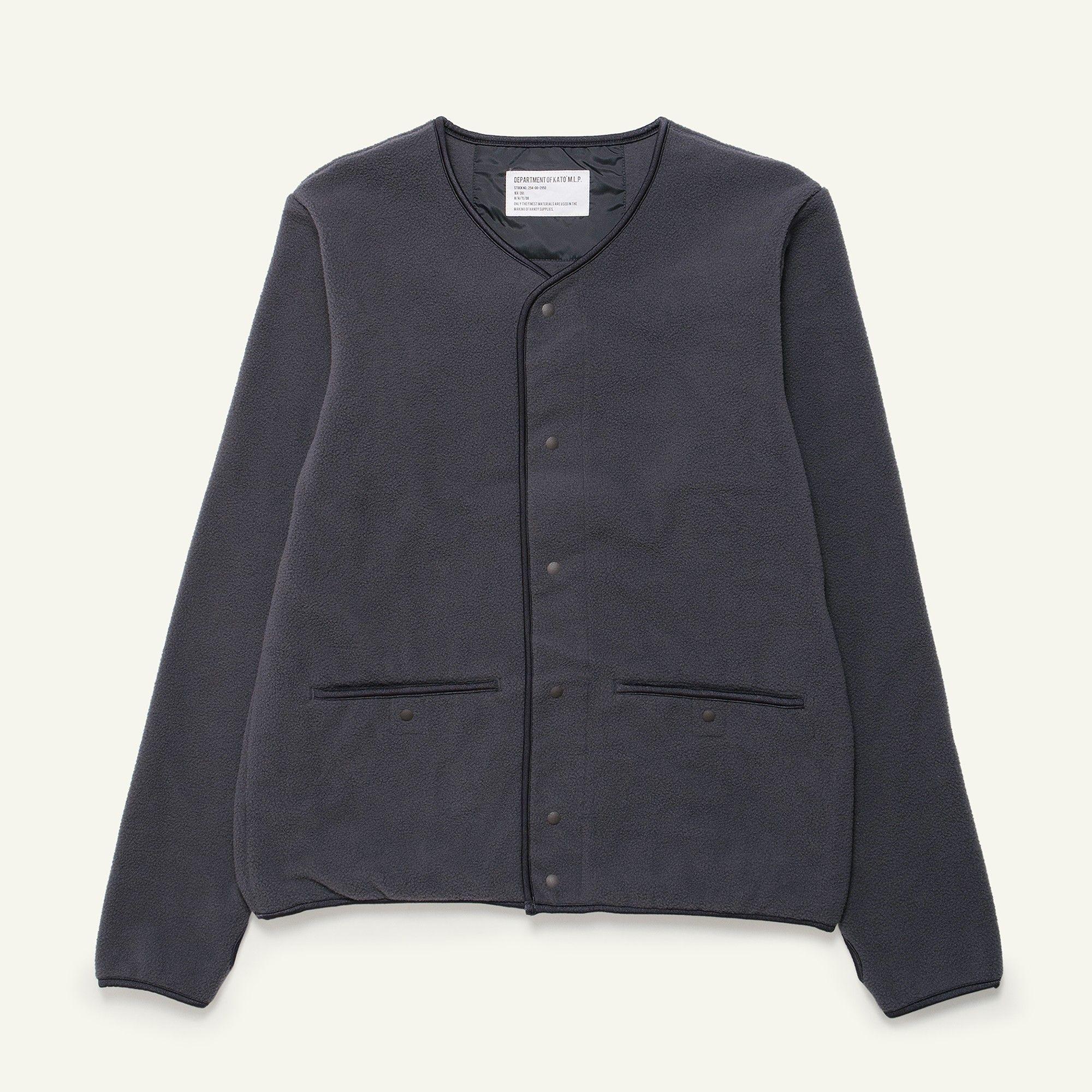 KATO' Tool Project Fleece Cardigan | Stylespiration | Pinterest ...