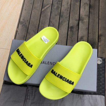 Replica BALENCIAGA Slippers Slides For