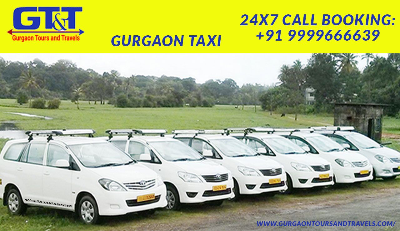 Gurgaon Taxi Service Provides: GT&T provides cheap taxi