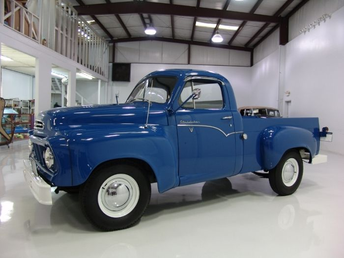 1959 Studebaker Transtar 1 2 Ton Pick Up Truck Back When They