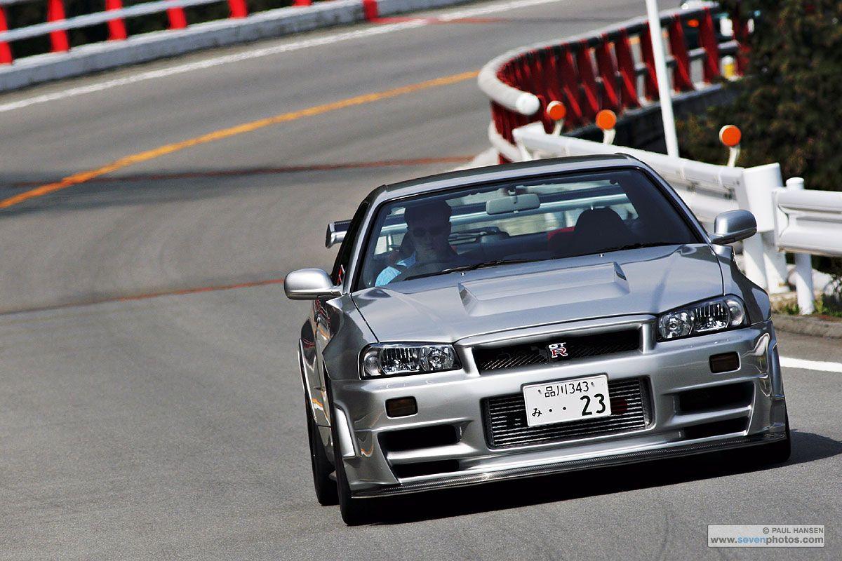 Nissan skyline r34 gtr z tune