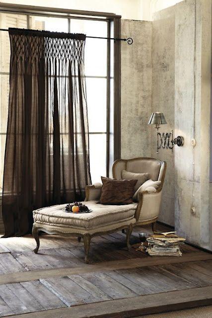 Tuoli, tila verhot lattiat♥